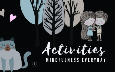 Mindfulness Everyday – An Activity Poster