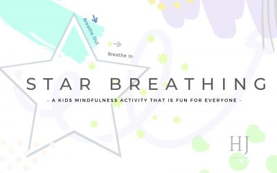 Star Breathing – A Mindfulness Activity